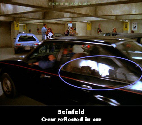 Seinfeld mistake picture
