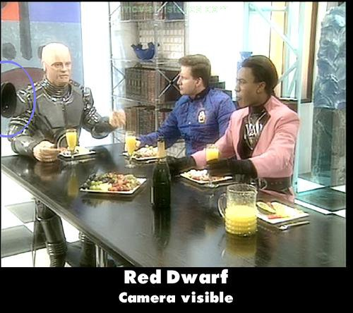 Red Dwarf mistake picture