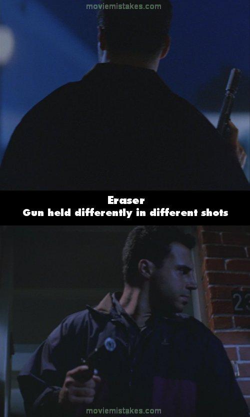 Eraser 1996 Movie Mistake Picture Id 87803