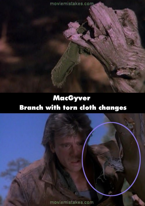 MacGyver mistake picture