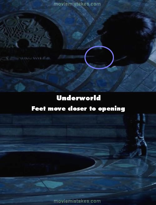 Underworld mistake picture