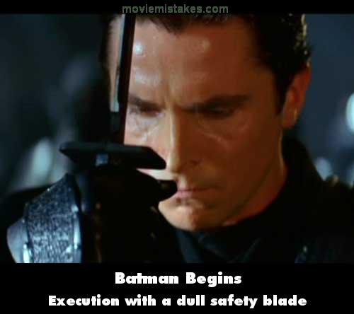 Batman Begins mistake picture