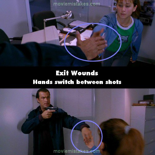 Exit Wounds picture