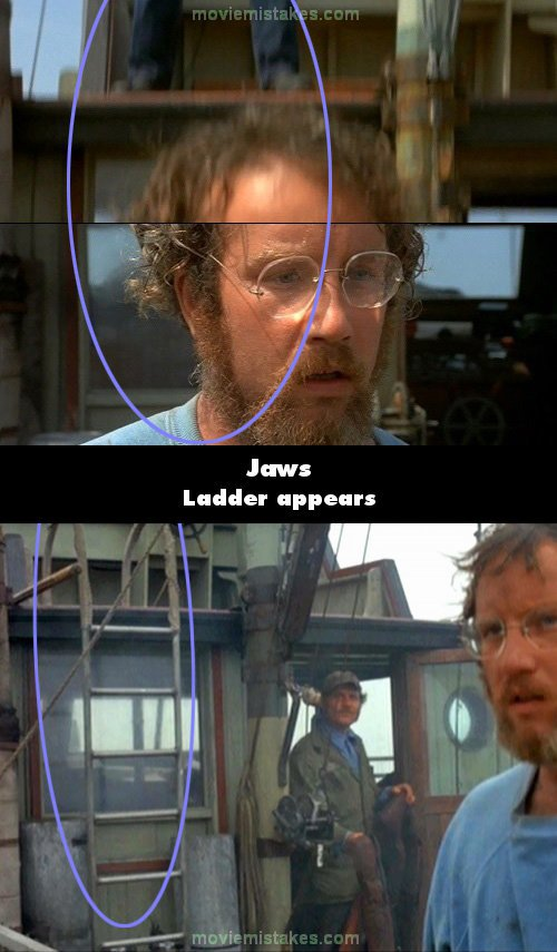 Jaws mistake picture