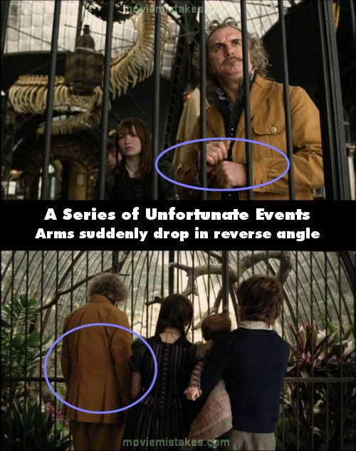 Lemony Snicket S A Series Of Unfortunate Events 2004