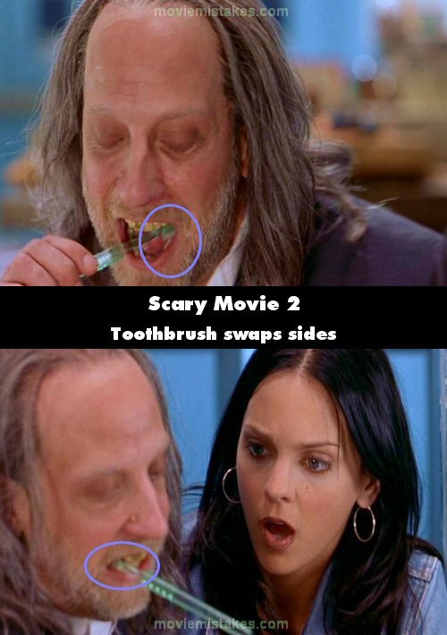 Scary Movie 2 Search