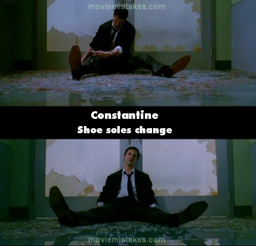 Constantine mistake picture