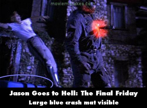 Jason Goes to Hell: The Final Friday mistake picture
