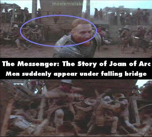 The Messenger: The Story of Joan of Arc picture