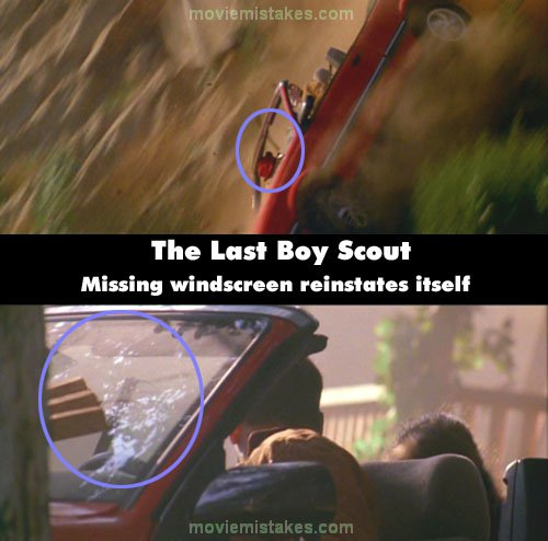The Last Boy Scout mistake picture