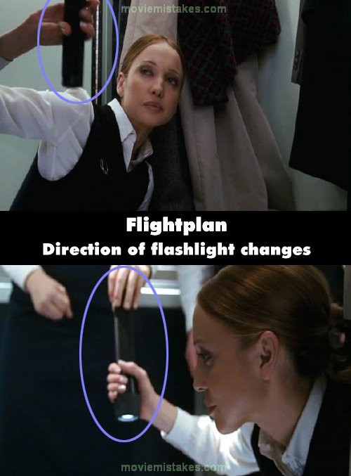 Flightplan 2005 Movie Mistake Picture Id 95545