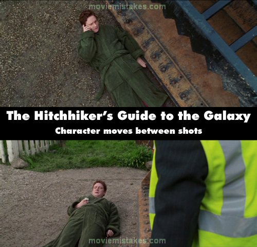 The Hitchhiker's Guide to the Galaxy picture