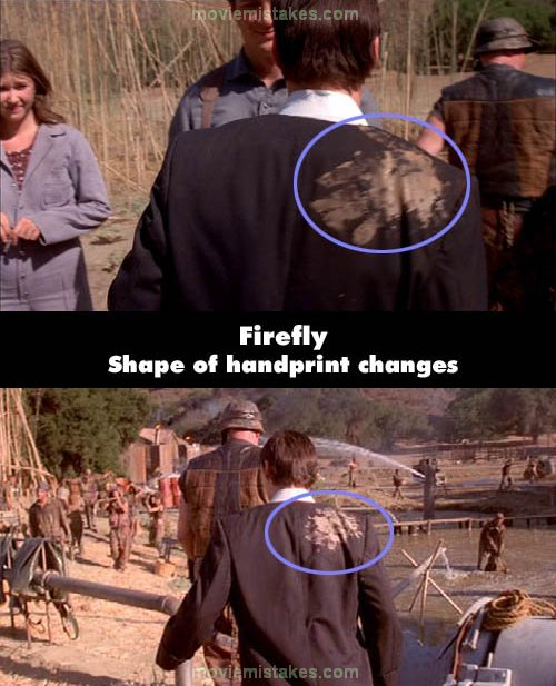 Firefly mistake picture