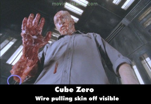 Cube Zero 2004 Movie Mistake Picture Id 98955
