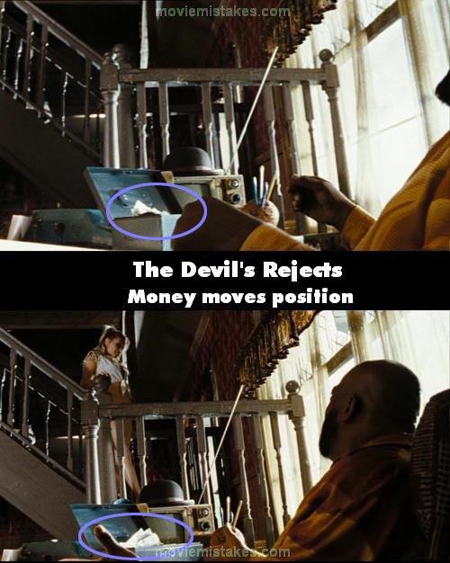 The Devil's Rejects mistake picture