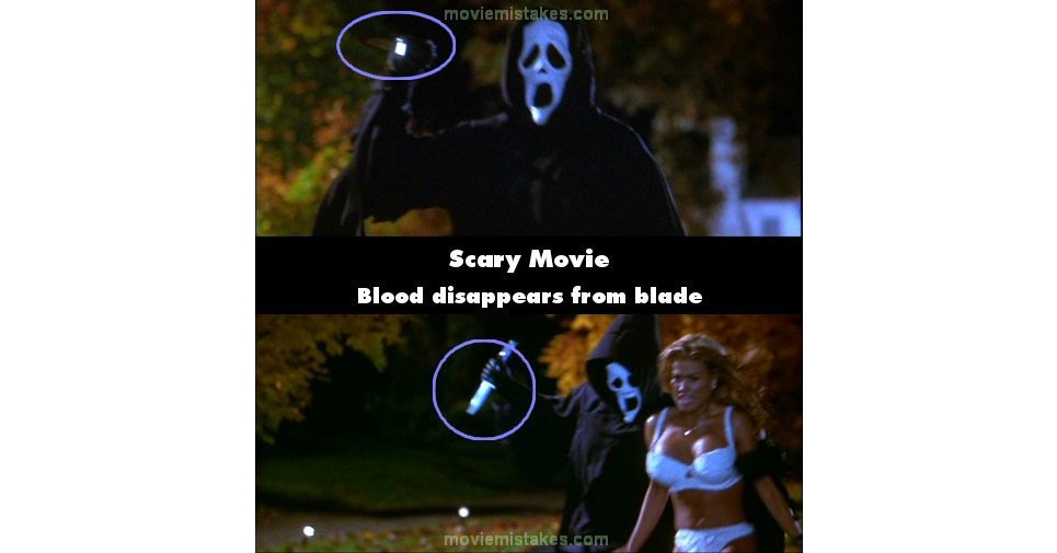 Scary Movie Killers Search