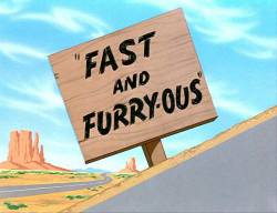 Fast and Furry-ous picture