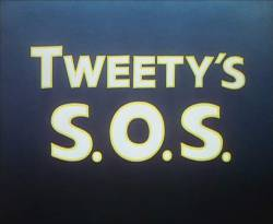 Tweety's S.O.S. picture