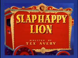 Slap Happy Lion picture