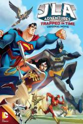 JLA Adventures: Trapped in Time picture