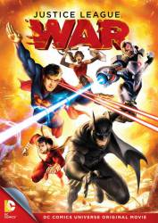 Justice League: War picture