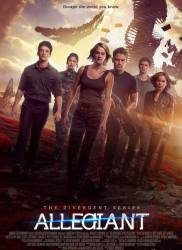 The Divergent Series: Allegiant picture