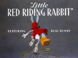 Little Red Riding Rabbit picture
