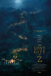 The Lost City of Z picture