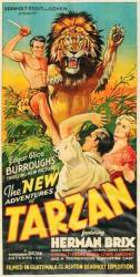 The New Adventures of Tarzan picture