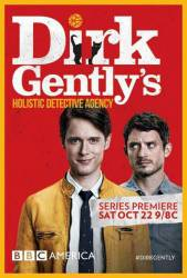 Dirk Gently's Holistic Detective Agency picture