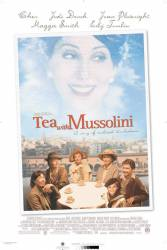 Tea with Mussolini picture