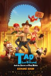 Tad the Lost Explorer and the Secret of King Midas picture