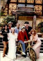 The Castaways on Gilligan's Island picture