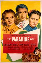 The Paradine Case picture