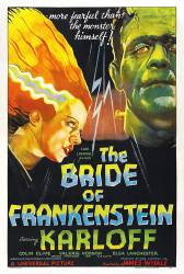 Bride of Frankenstein picture