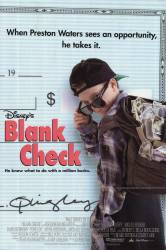 Blank Check picture