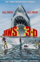 Jaws 3-D picture