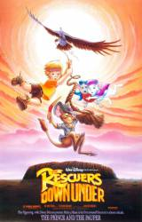 The Rescuers Down Under picture