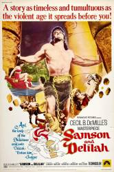 Samson and Delilah picture