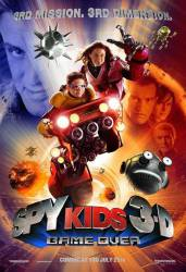 Spy Kids 3-D: Game Over picture
