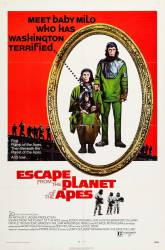 Escape from the Planet of the Apes picture