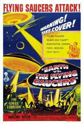 Earth vs. the Flying Saucers picture