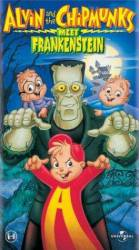 Alvin and the Chipmunks meet Frankenstein picture