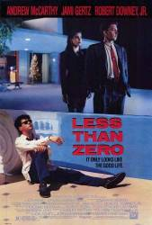 Less Than Zero picture
