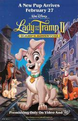 Lady and the Tramp II: Scamp's Adventure picture