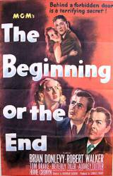 The Beginning or the End picture