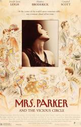 Mrs. Parker and the Vicious Circle picture