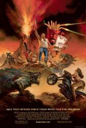 Aqua Teen Hunger Force Colon Movie Film For Theaters picture