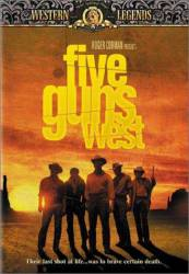 Five Guns West picture