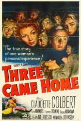 Three Came Home picture